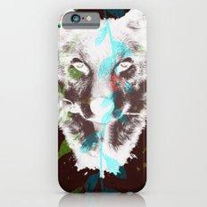 WOLF FLOWER iPhone 6 Slim Case