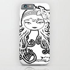 Lybee Black & White iPhone 6s Slim Case
