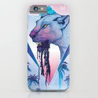 iPhone & iPod Case featuring Endless Palm by Dega Studios