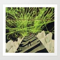 ARSICOLLAGE_16 Art Print
