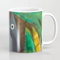Curiously Fishy Mug