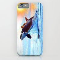 iPhone & iPod Case featuring Orca Queen by JT Digital Art