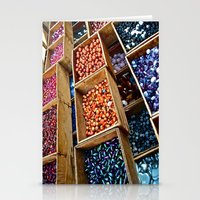 Beadazzled Stationery Cards