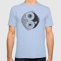 pisces Mens Fitted Tee Athletic Blue SMALL
