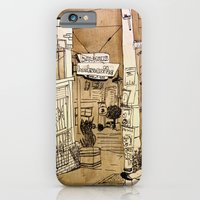 iPhone & iPod Case featuring Bauhaus by Mike Oncley
