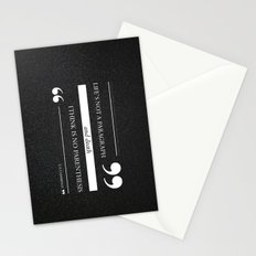 Parenthesis Stationery Cards