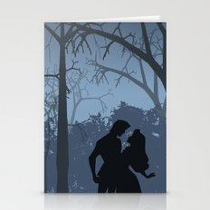 I Walked With You Once U… Stationery Cards