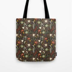 Cute Hedgehogs Tote Bag