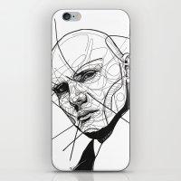 Billy Corgan iPhone & iPod Skin