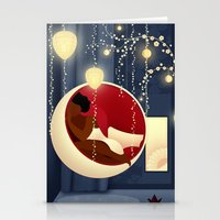 Bubble Chair Stationery Cards
