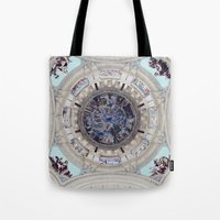Spanish Ceiling Tote Bag