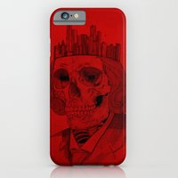 iPhone & iPod Case featuring untouchable city by samalope