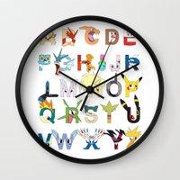 Pokebet Wall Clock