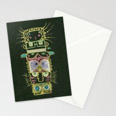 Gummy Totem Stationery Cards