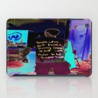 hero's iPad Case