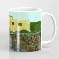 Sand Castle Winery Mug