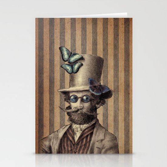 Doctor Popinjay Stationery Card
