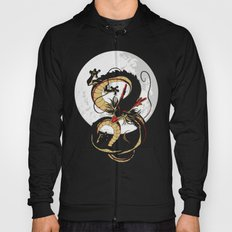 Black Dragon Hoody