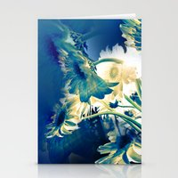 Evening Rays Stationery Cards