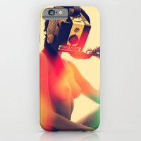 SEX ON TV - LUNAR by ZZGLAM iPhone 6 Slim Case