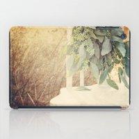 Garden Green iPad Case