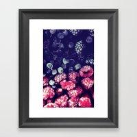 Frutti di bosco Framed Art Print
