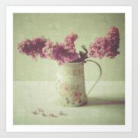 Jardin #1 Art Print