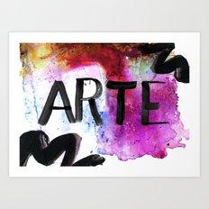 ARTE Art Print