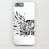 Break A (QR) Code iPhone 6 Slim Case