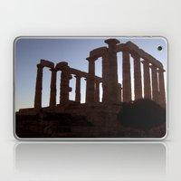 Temple of Poseidon Laptop & iPad Skin