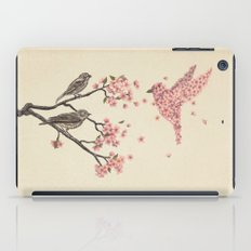 Blossom Bird  iPad Case