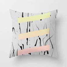 blocks #4 Throw Pillow