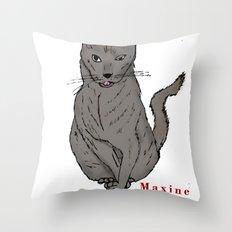 Maxine Throw Pillow