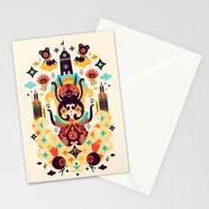 The Secret Key Stationery Cards