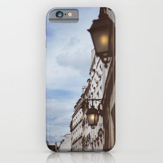 Lanterns & Streets of Paris iPhone & iPod Case