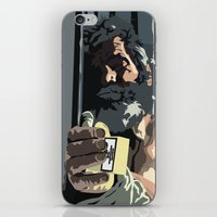 Asleep iPhone & iPod Skin