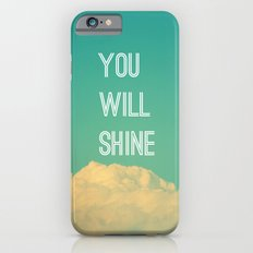 Baby, you will shine! iPhone 6s Slim Case