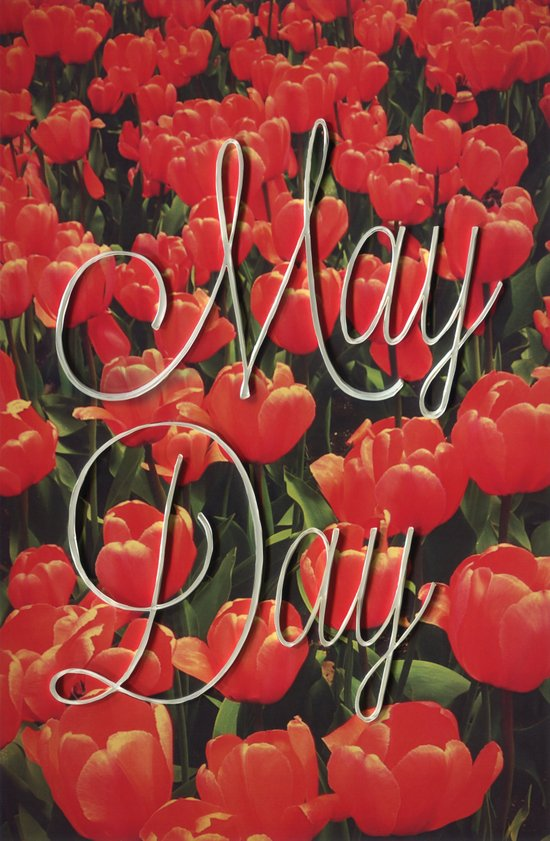 May Day Canvas Print