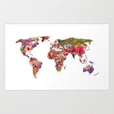 It's Your World Art Print