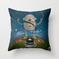 Raveland 2.0 Throw Pillow