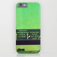 iPhone & iPod Case featuring On The Road by Leon Greiner