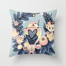 Sweetie Bird Throw Pillow