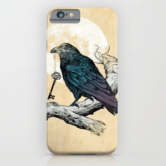 Raven's Key iPhone & iPod Case
