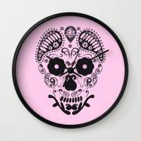 Skull Decorative  Wall Clock