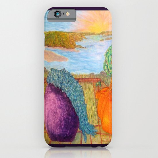 A Beautiful View iPhone & iPod Case