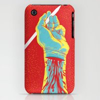 iPhone 3Gs & iPhone 3G Cases featuring What Is It Worth? No 1 by Jay Haldon