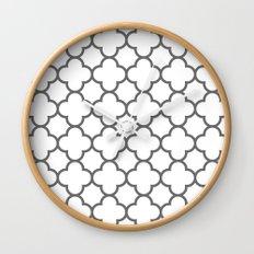 MOROCCAN Wall Clock