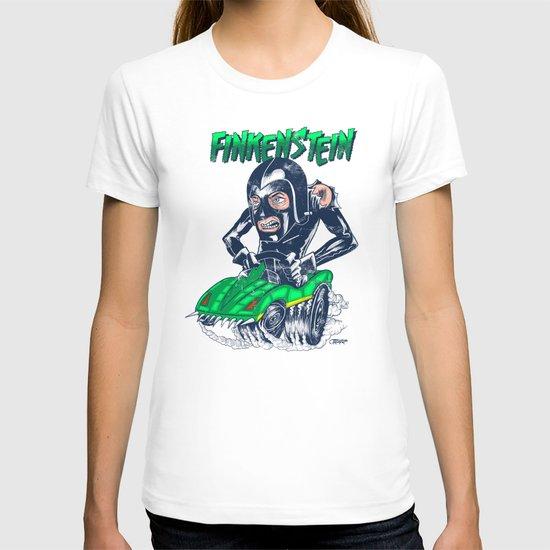 Finkenstein (deathrace 2000) T-shirt