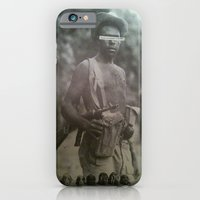 iPhone & iPod Case featuring Guerilla Clone B-Side by oldsilverwargun