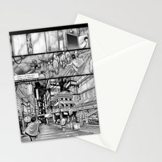 BounD: Issue 01 Page 10 Stationery Cards
